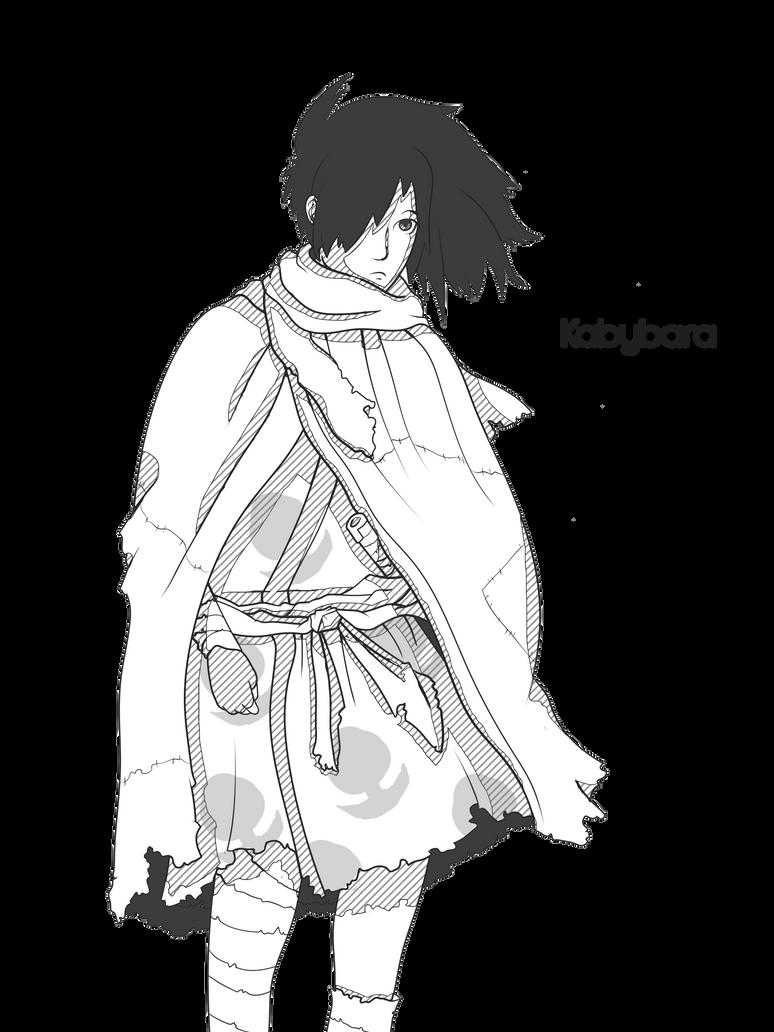 Hyakkimaru by Kabybara