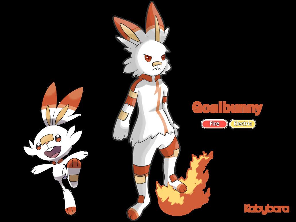 GoalBunny :3 by Kabybara
