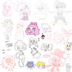 A lot of things by Uiritas