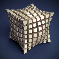 Weird cubes are made out of weird cubes by p0pSyK4t
