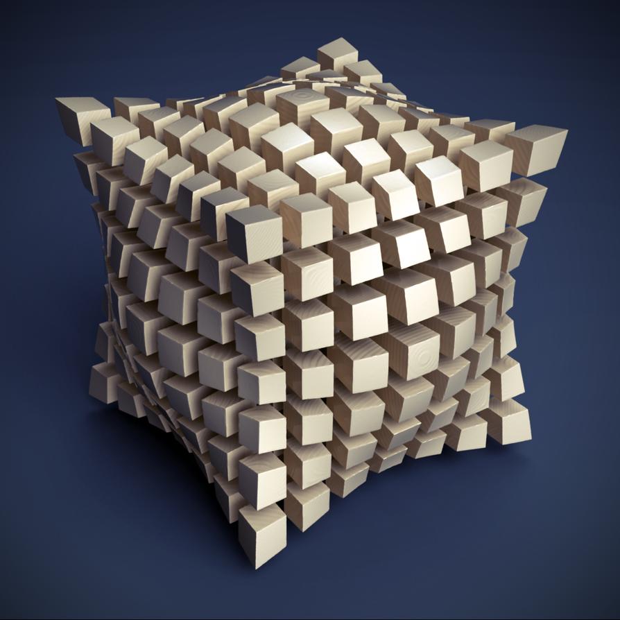 Psyk - Cubes