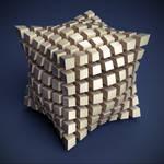 Weird cubes are made out of weird cubes