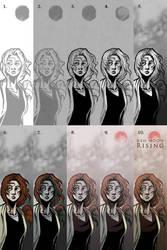 RMR - Art Step-by-Step by aora