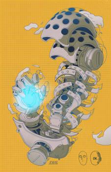 Genos's Arm