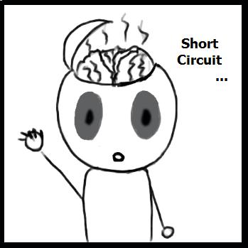 Brain Riot -Short Circuit by twilightstar12