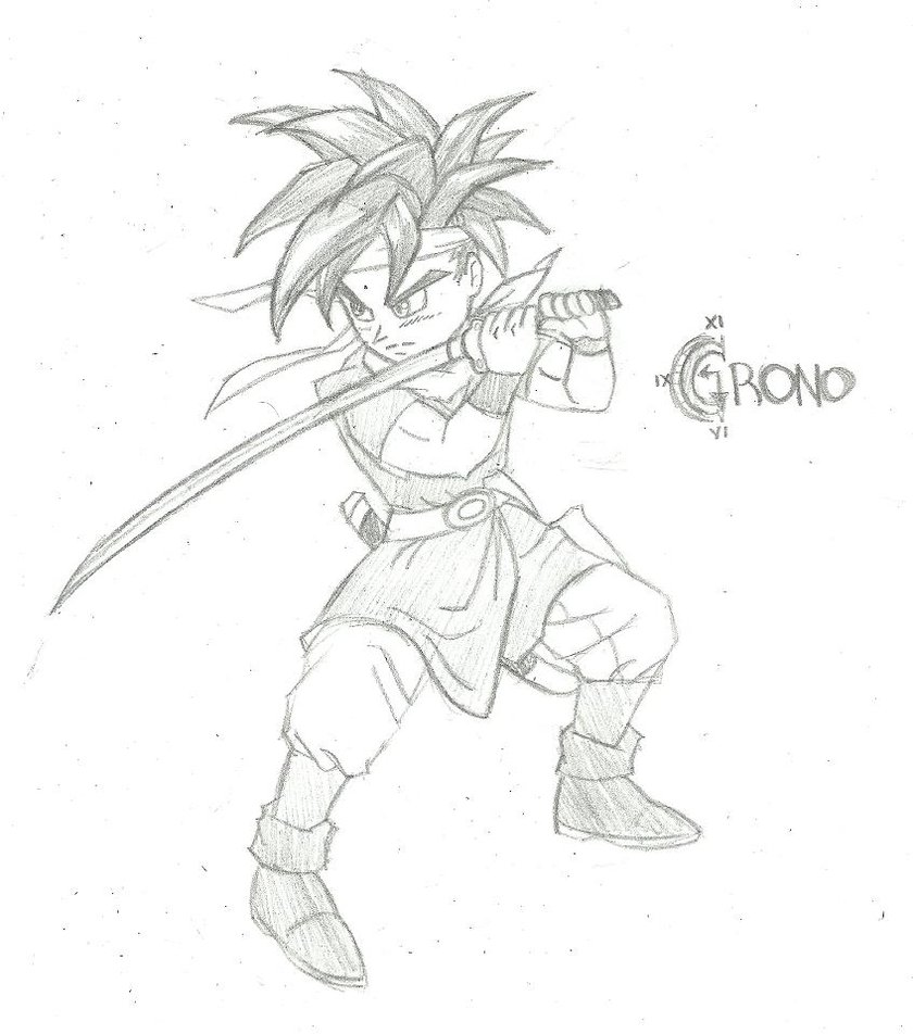 Crono by PATUX3T
