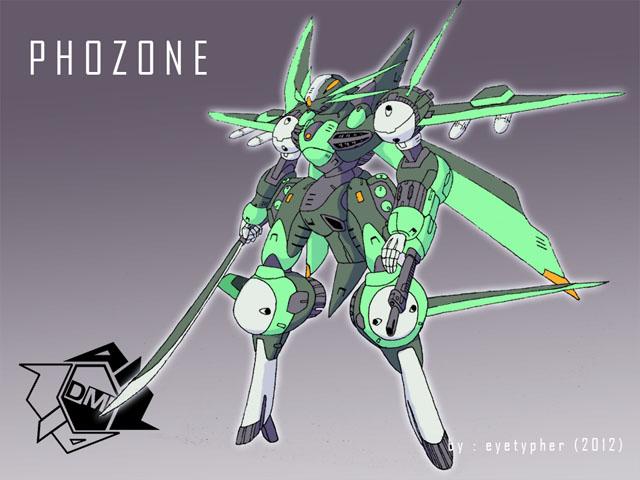 Phozone by eyetypher