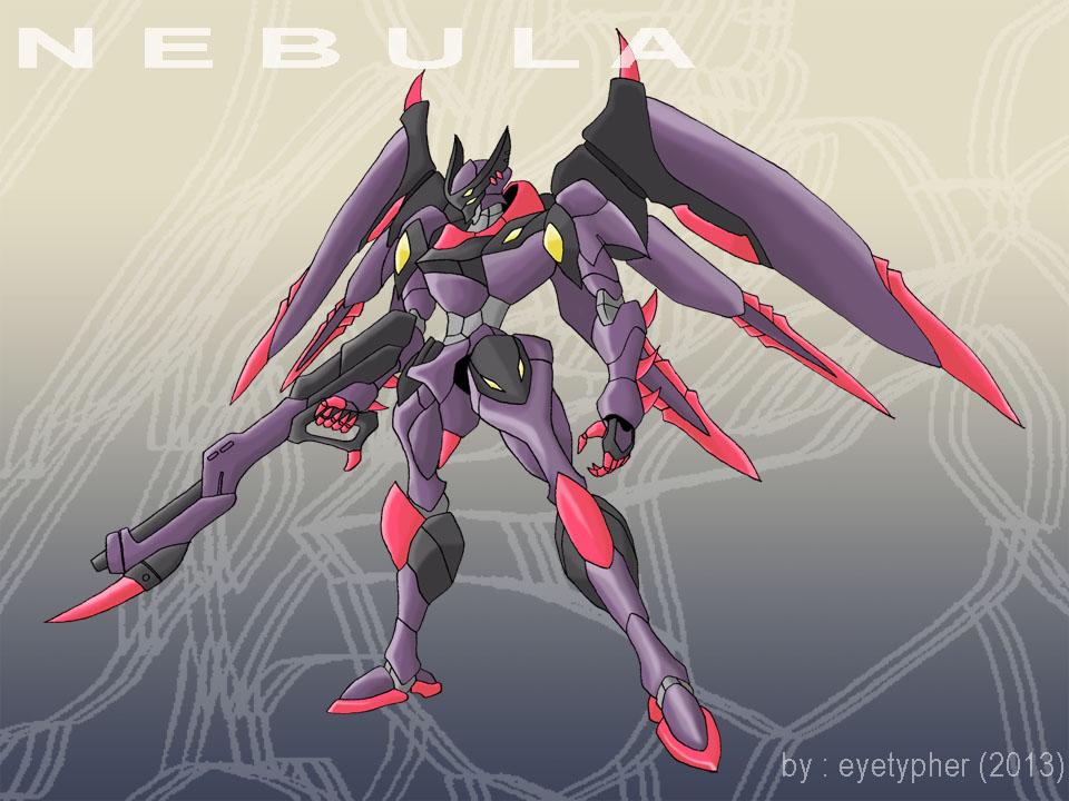 NEBULA by eyetypher