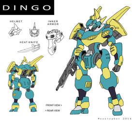 ATM-03 Dingo by eyetypher