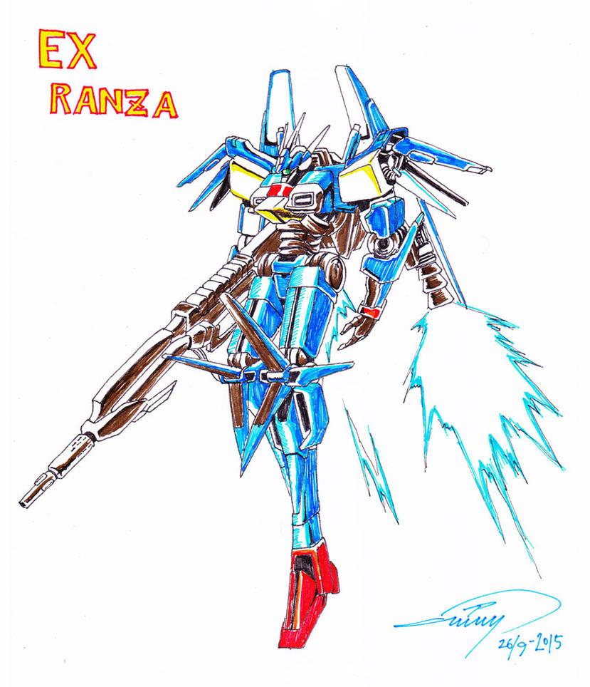 Ex-Ranza by eyetypher