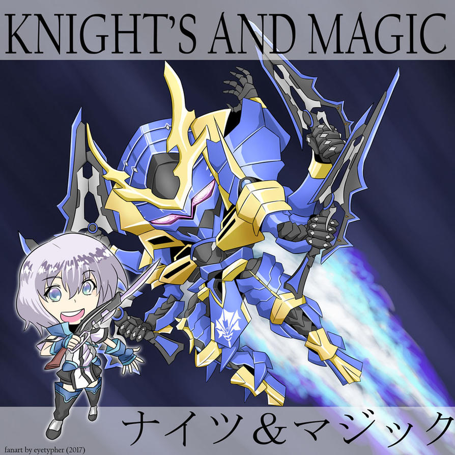 Knights and Magic fanart by eyetypher
