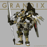 GRANDIX by eyetypher