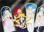 Sailor Moon-who am I