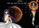 Sailor Moon::February