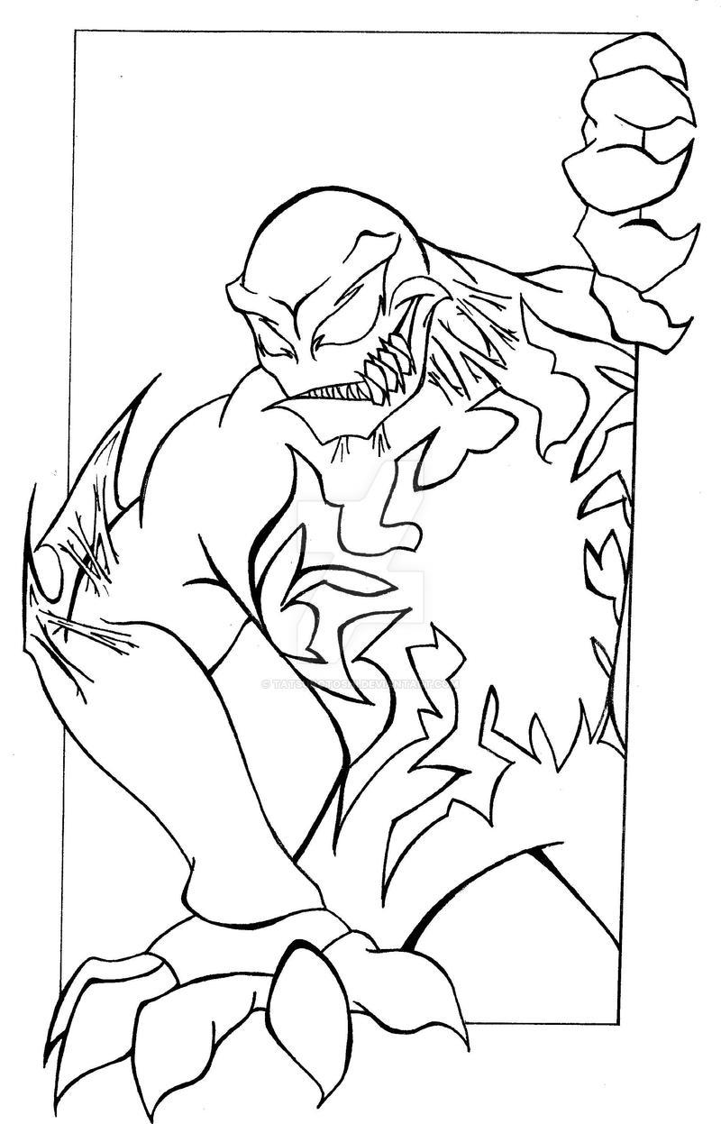 Mobileanti Venom And Venom Coloring