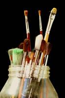 Brushes by jbillitteri