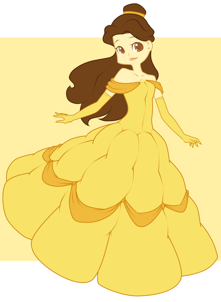 Belle by mintycanoodles