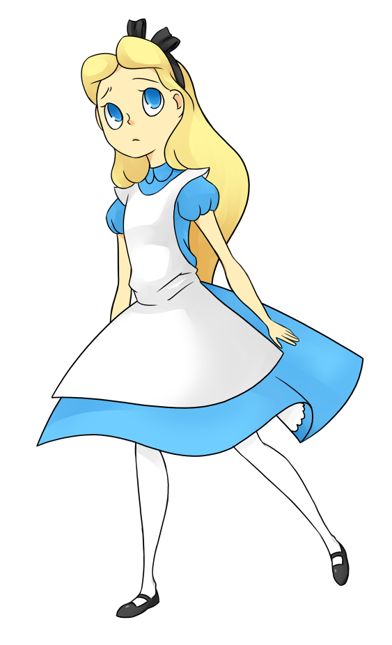 Alice by mintycanoodles