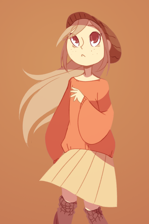pumpkin spice by mintycanoodles