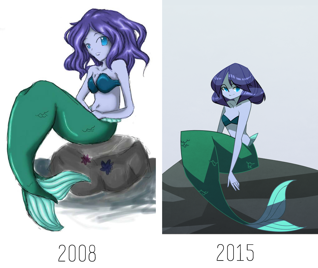 2008-2015 by mintycanoodles