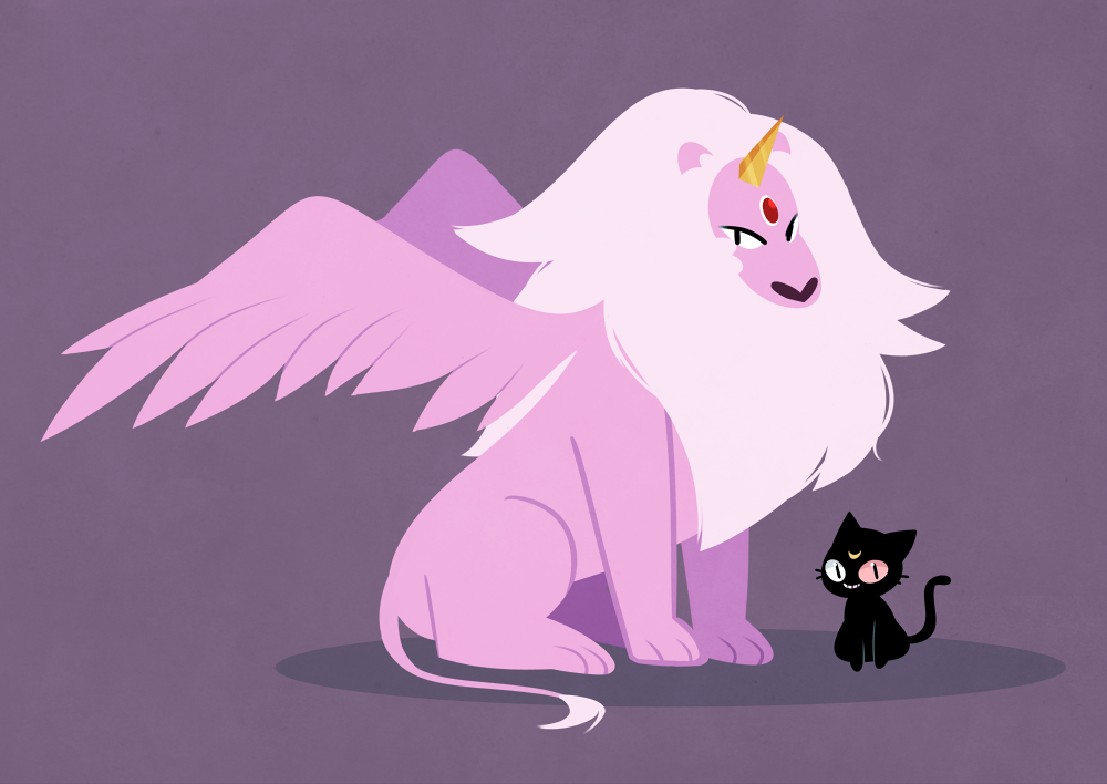 the cats by mintycanoodles