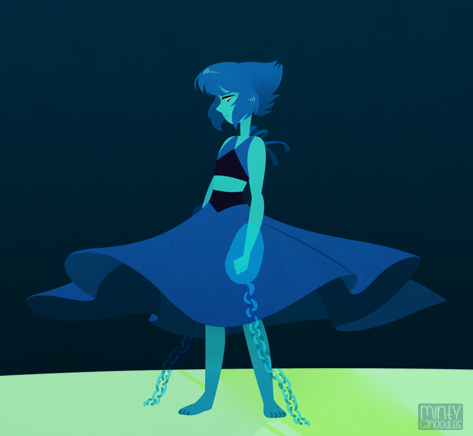 lapis lazuli by mintycanoodles