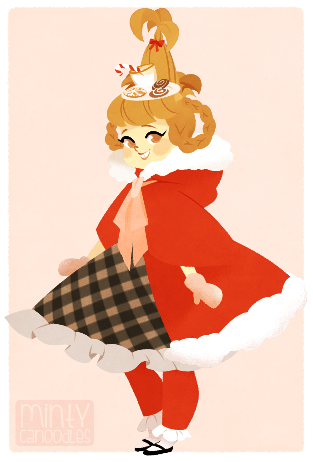 Cindy Lou Who by mintycanoodles
