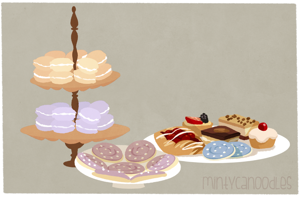 foods by mintycanoodles