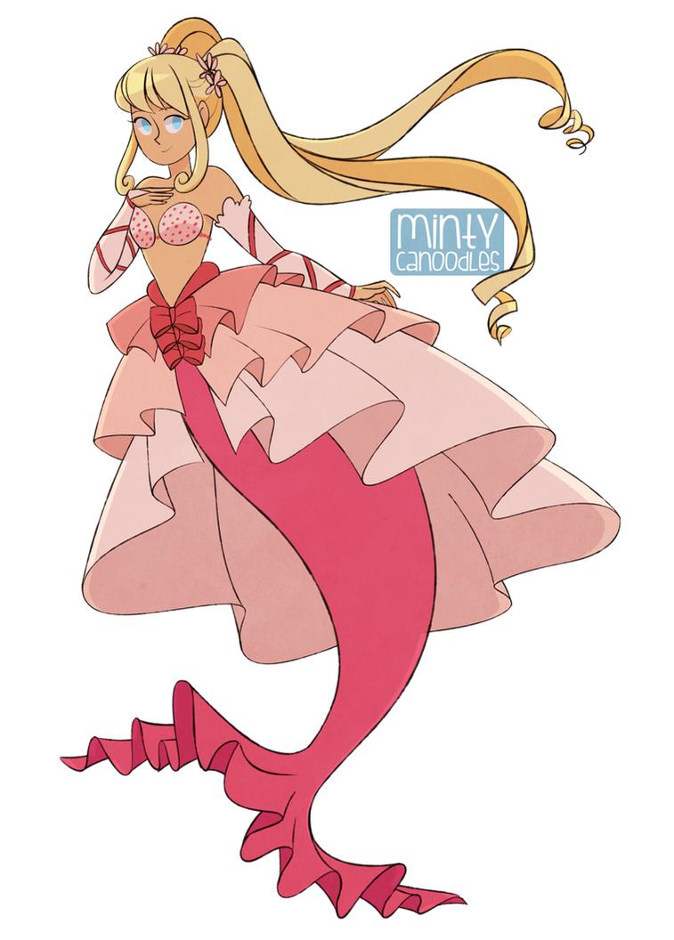 Fancy Dress Luchia by mintycanoodles