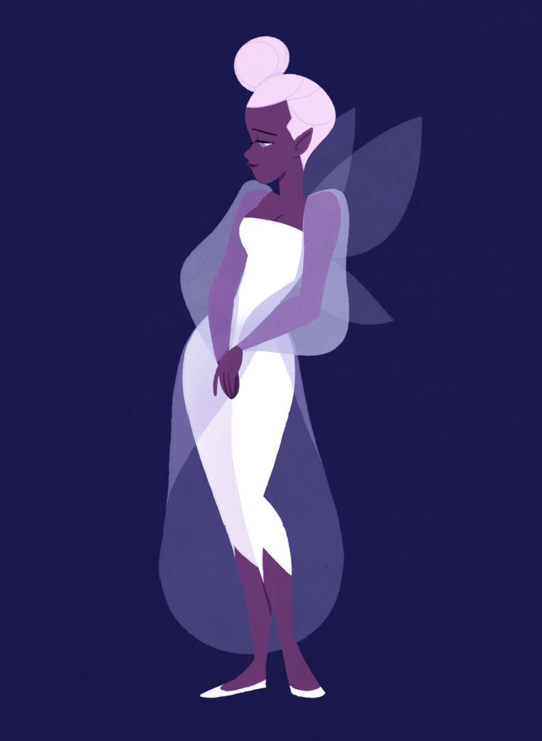 sugarplum fairy by mintycanoodles