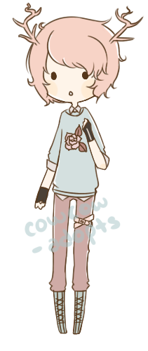 .:*[ 017 (CUSTOM) ]*:. by cowcow-adopts