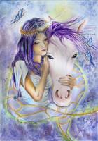 Fairy's Dream by saraPortrait