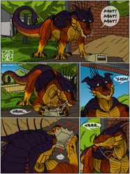 Delicacies and Dragons 2 - 8 by ajder