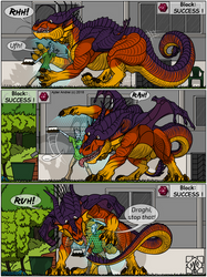 Delicacies and Dragons 4 - 8 by ajder