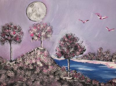 Lavender Mist by HugzieTV