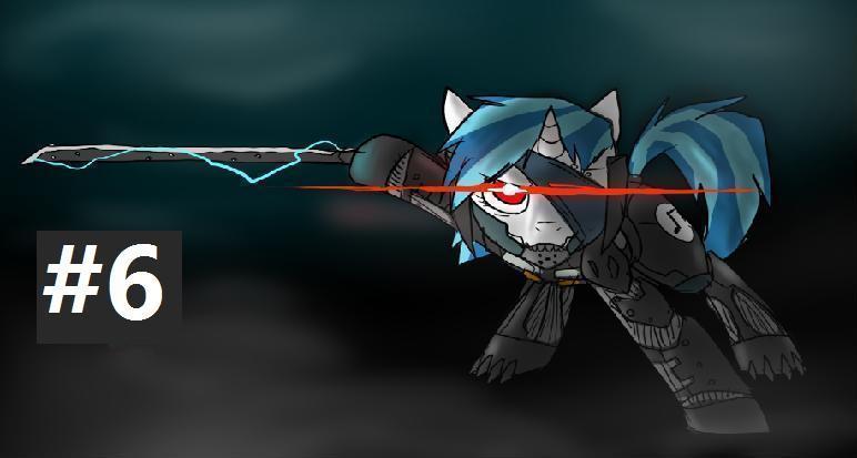 Metal Gear Rising: Equestria Part 6