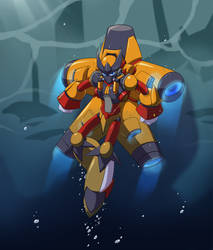 Force Starfish by ToastieMan