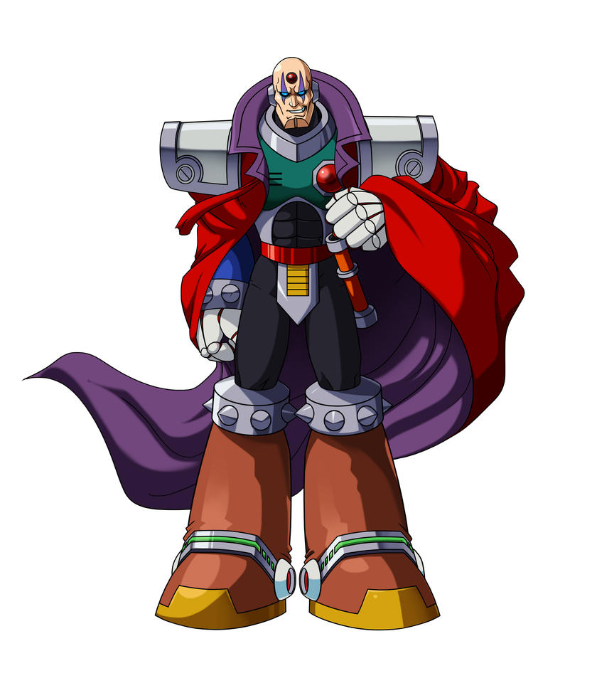 Megaman X- Sigma by To...