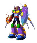 Megaman X3- Sigma