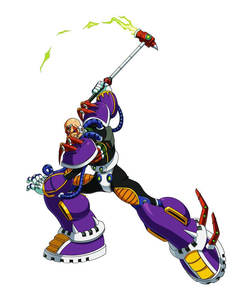 Megaman X4- Reaper Sigma 2 by ToastieMan on DeviantArt