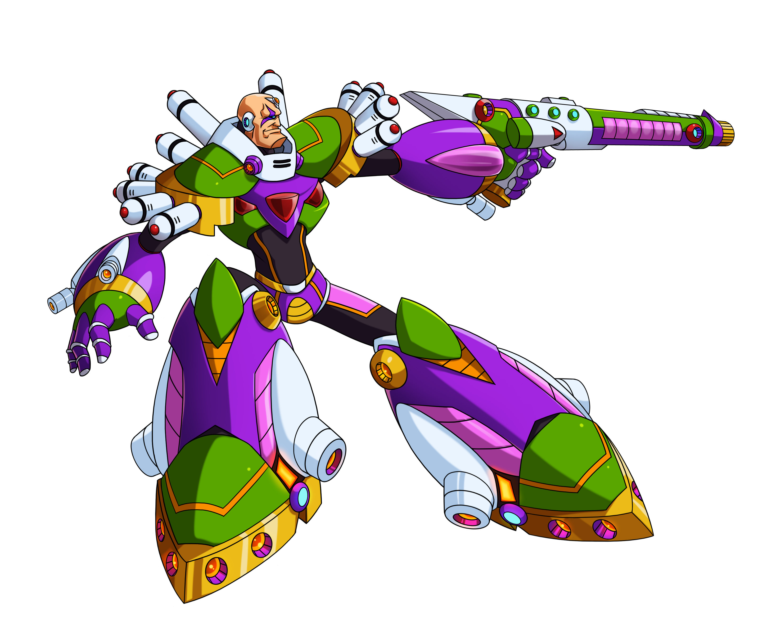Sigma Megaman Sprite |...