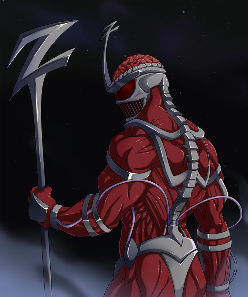 Lord Zedd by ToastieMan