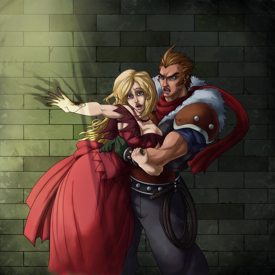 Reinhardt and Rosa by ToastieMan