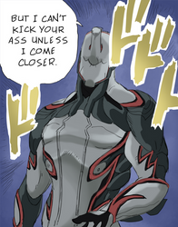Excal Approaching
