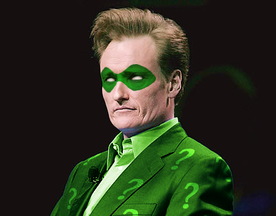 Riddler O'Brien by Marauder6272