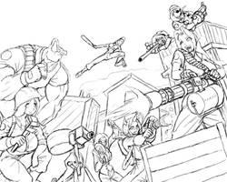 Team Fortress LS by Marauder6272