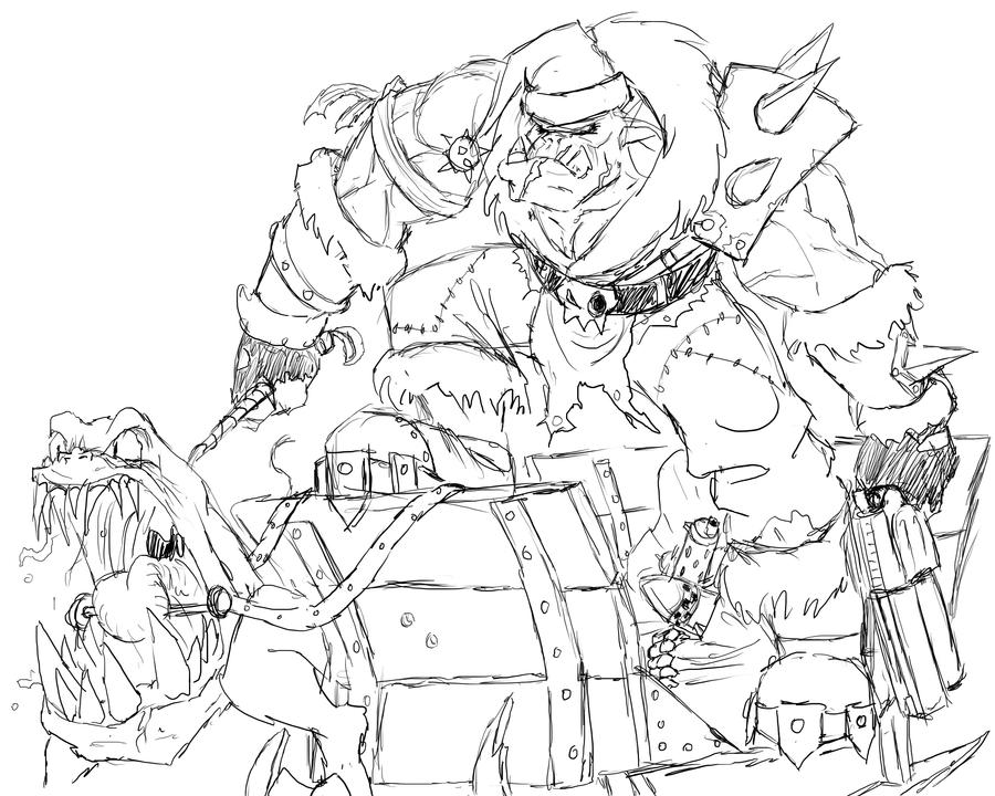 Santa Ork