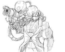 Steampunk Boss by Marauder6272