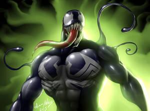 It's Venom!