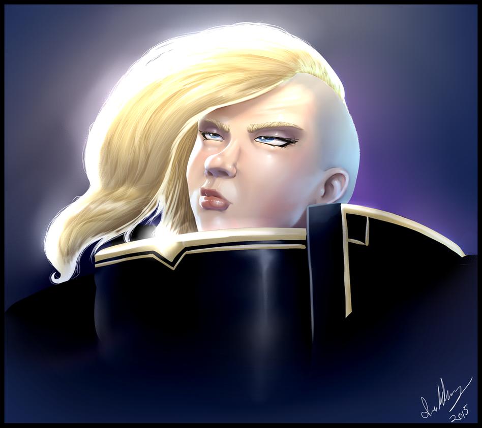 Johanna by Marauder6272